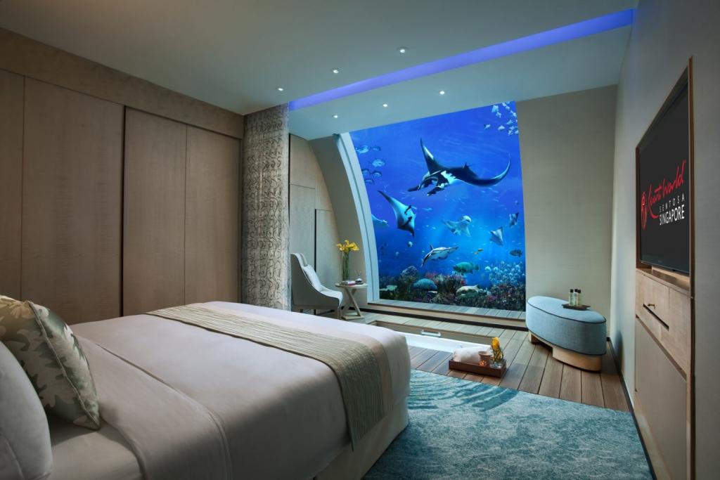 シンガポール・セントーサ島「リゾート・ワールド・セントーサ」