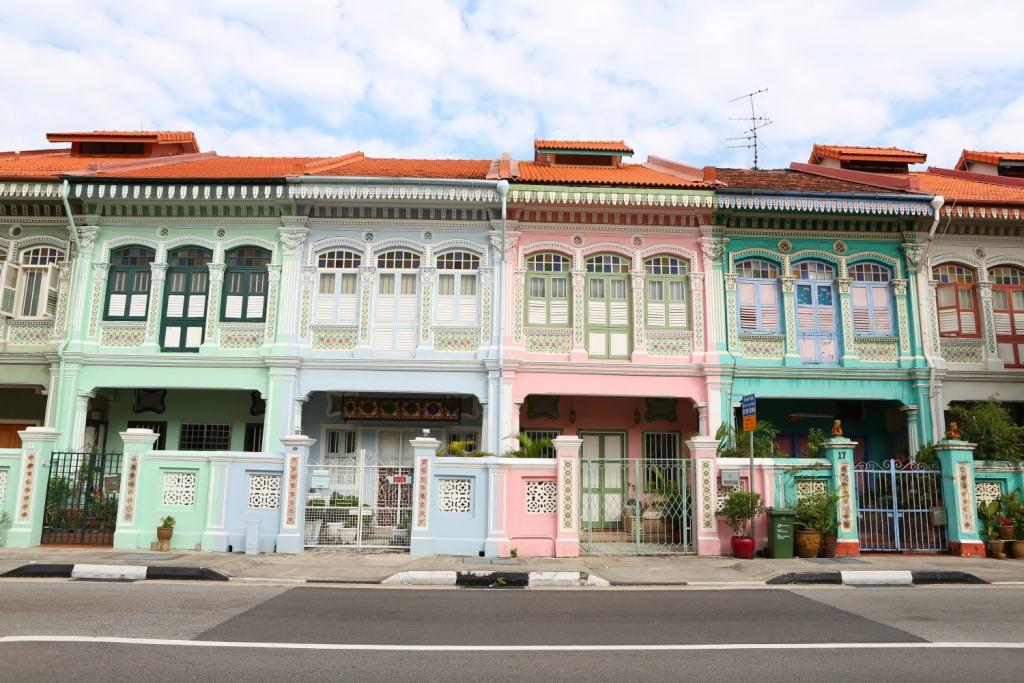 女子旅におすすめのシンガポール