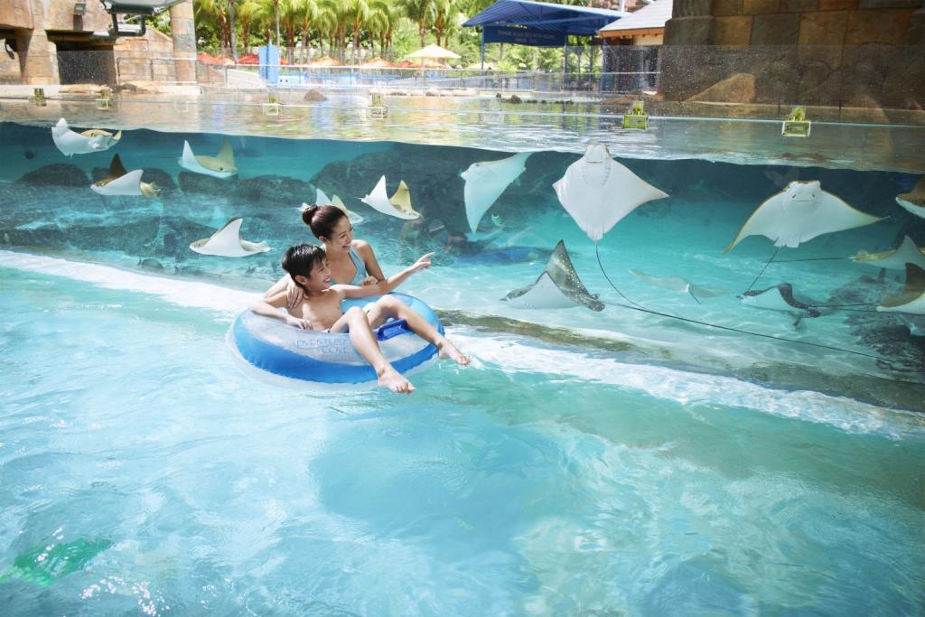 シンガポール 「リゾート・ワールド・セントーサ」