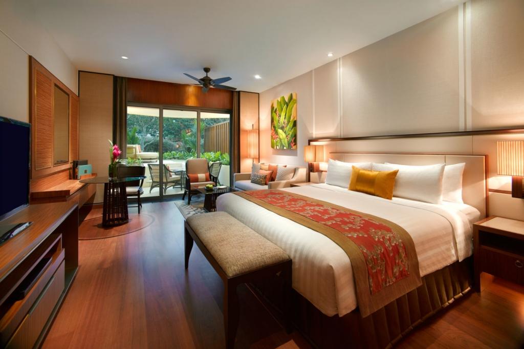 女子旅におすすめのシンガポール「シャングリ・ラ ホテル シンガポール」