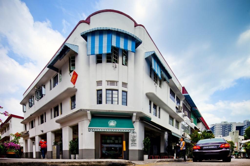 女子旅におすすめのシンガポール「ティオンバル」