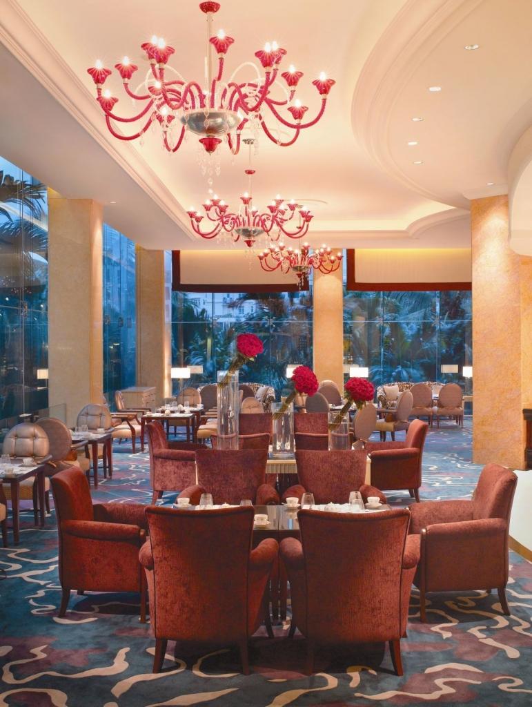 女子旅におすすめのシンガポール「シャングリ・ラホテル シンガポール」