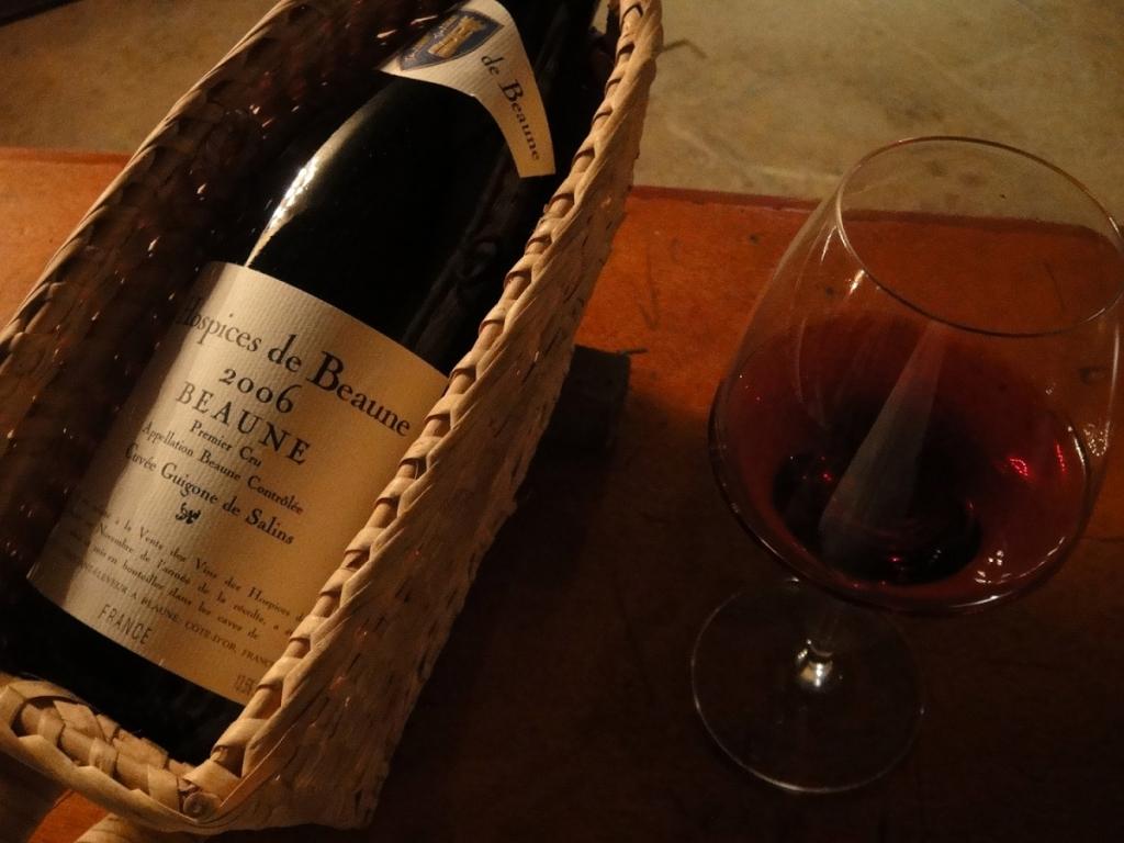 秋のフランスの見どころ ボーヌワイン
