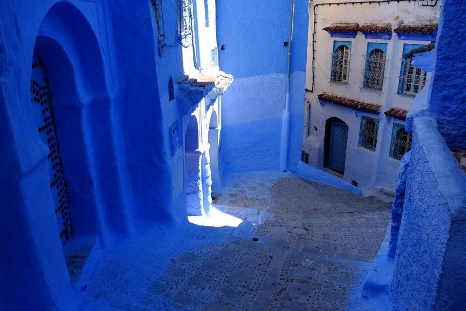 世界のかわいい街 モロッコ・シャウエン