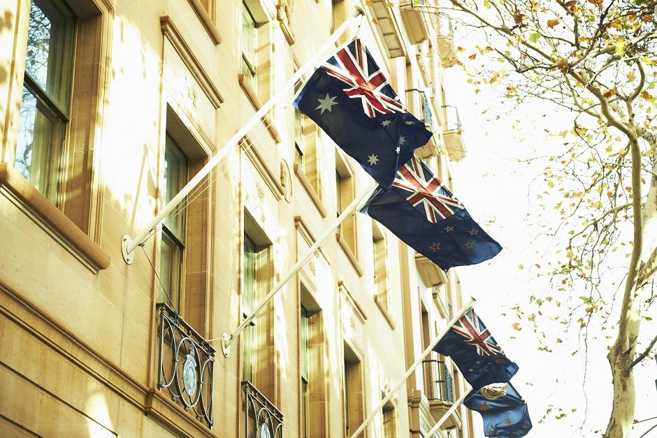 オーストラリア メルボルン