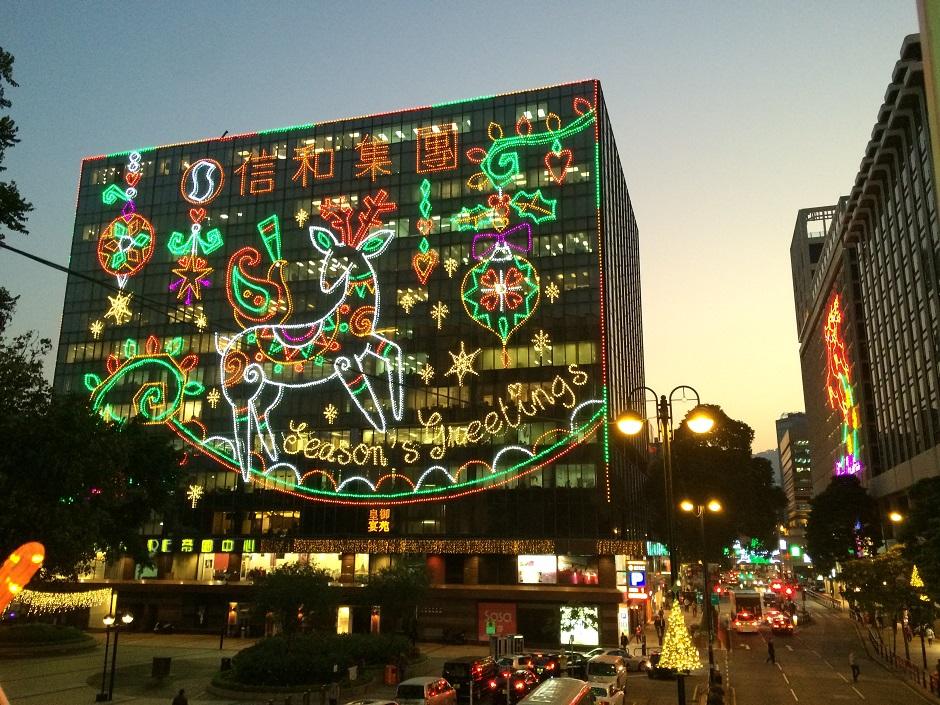 アジアのクリスマス