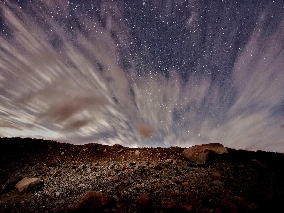 隆房様3_雲間からの写真