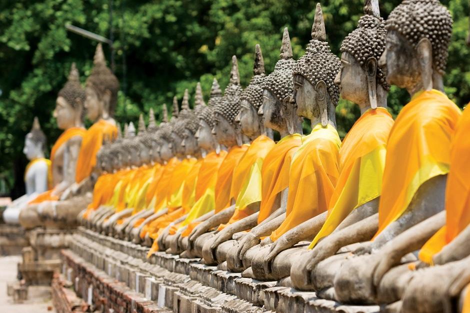 Yai Chai Mongkhon Temple, Ayutthaya historical park Phra Nakhon Si Ayutthaya *** Local Caption *** วัดใหญ่ชัยมงคล อยู่ในบริเวณอุทยานประวัติศาสตร์พระนครศรีอยุธยา จังหวัดพระนครศรีอยุธยา