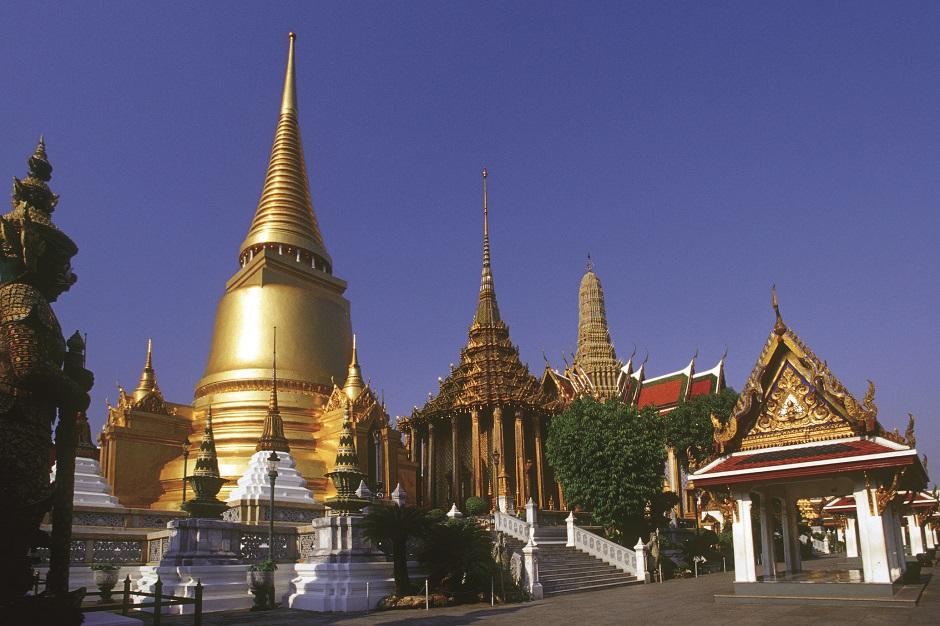 bkkエメラルド寺院 (2)