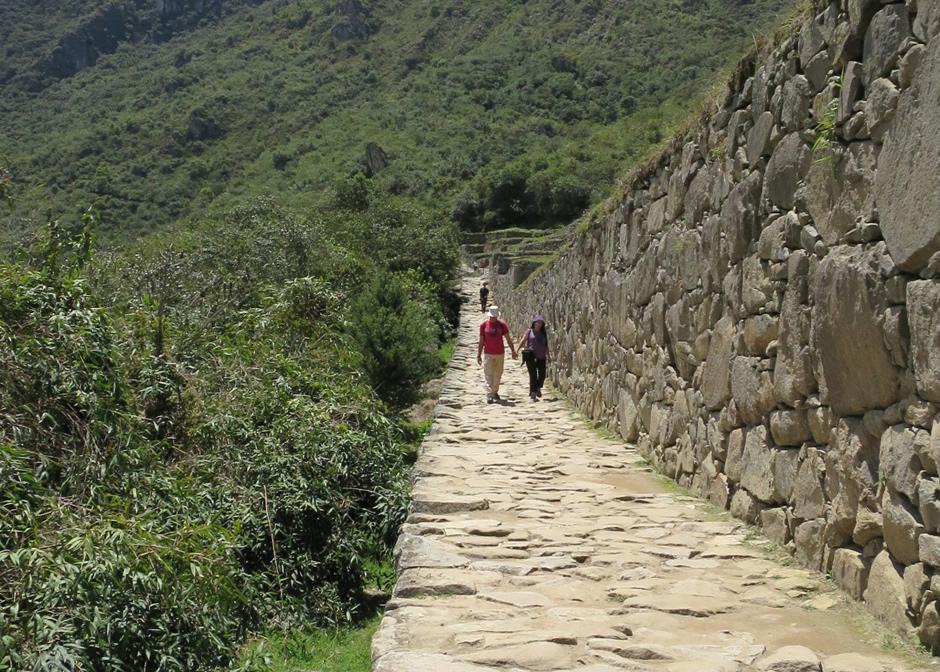 インカ道2