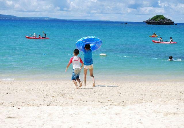 ゴールデンウィーク人気の旅先:沖縄