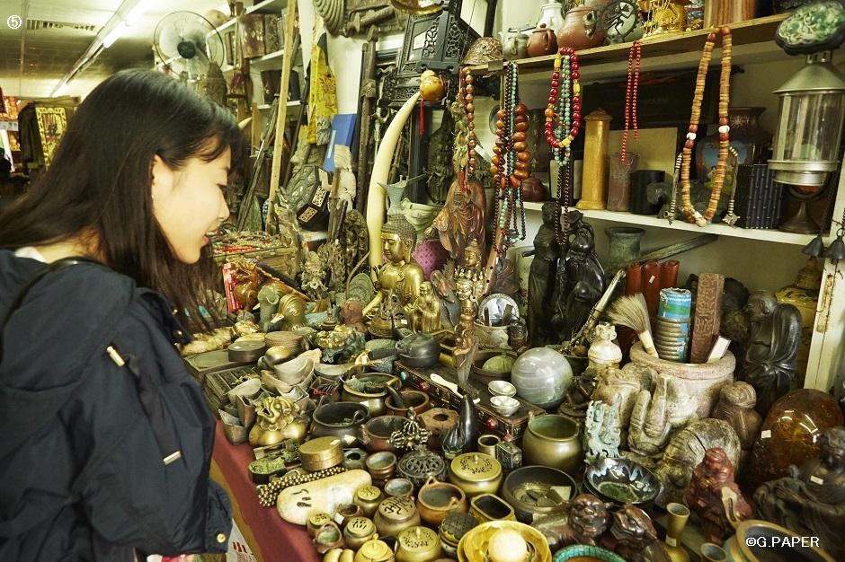 台湾の骨董品