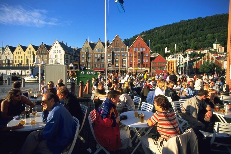 Bergen+Bryggen