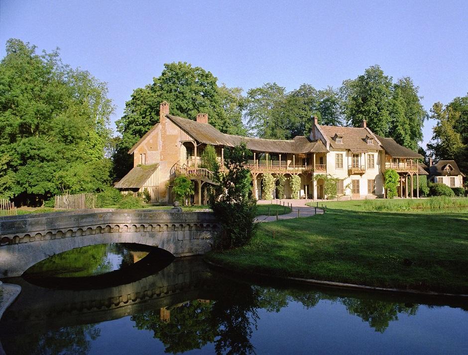 ヴェルサイユの庭園