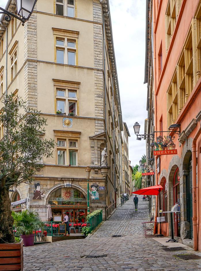 美しい街リヨン