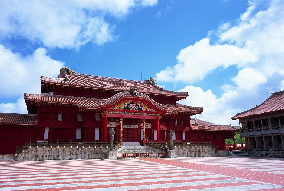 3_沖縄_首里城画像