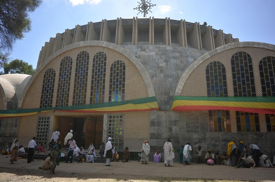 9_アスクム_Axum St. Maria Church