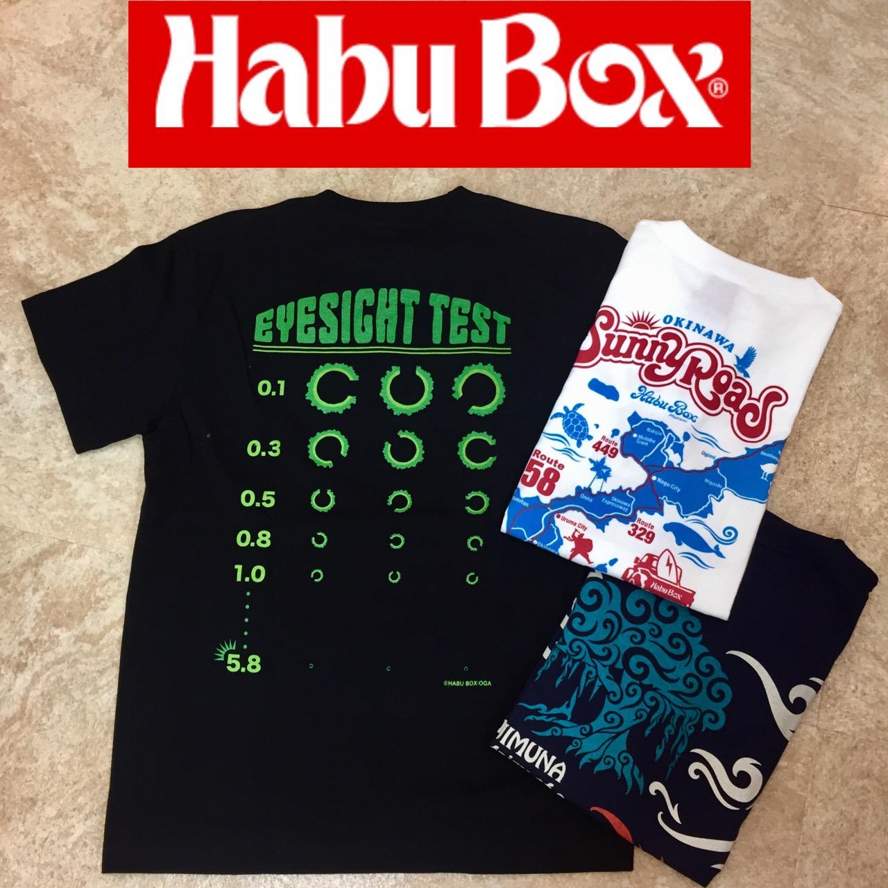 沖縄お土産 HABU BOX Tシャツ