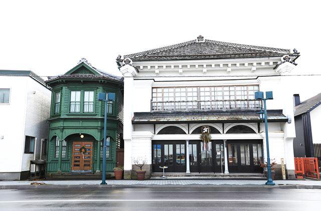 函館 カフェ「TACHIKAWA CAFE Restaurant Maison」