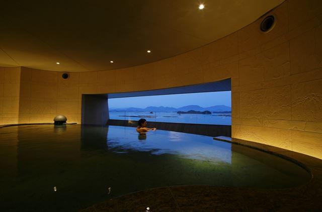 国内おすすめホテル ホテル川久 温泉サロンROYALSPA