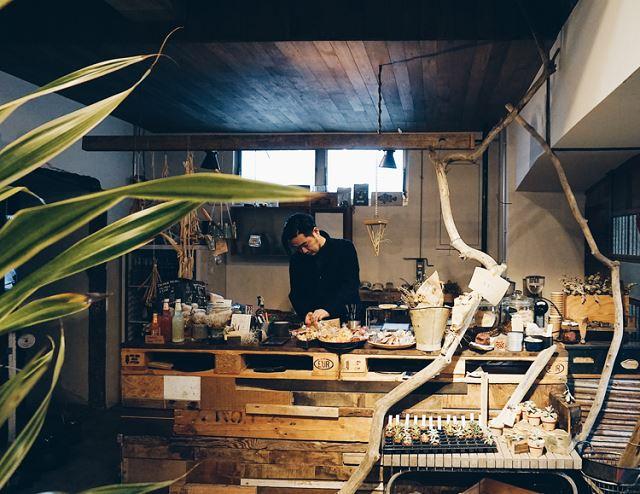 東京カフェ ルートブックス