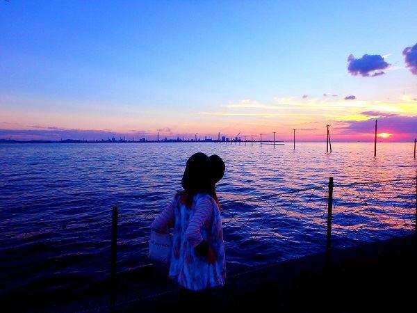 千葉 江川海岸