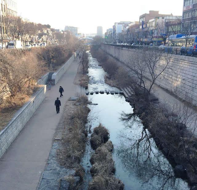 ソウル 清渓川
