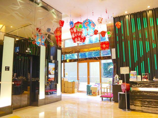 台湾・フーロンホテル深坑