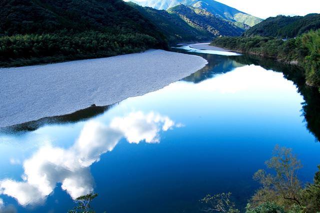 高知県の見どころ 四万十川