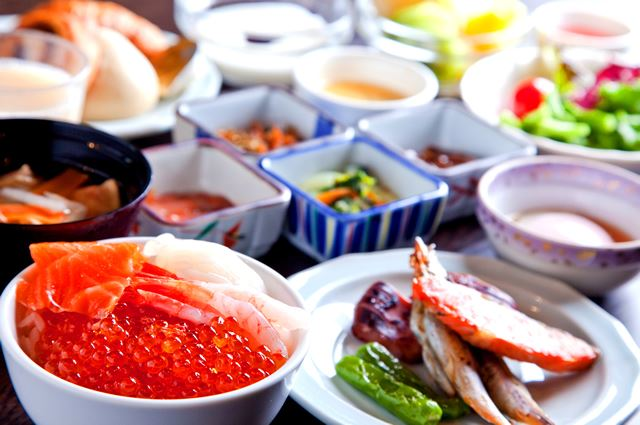 ラビスタ函館ベイの朝食