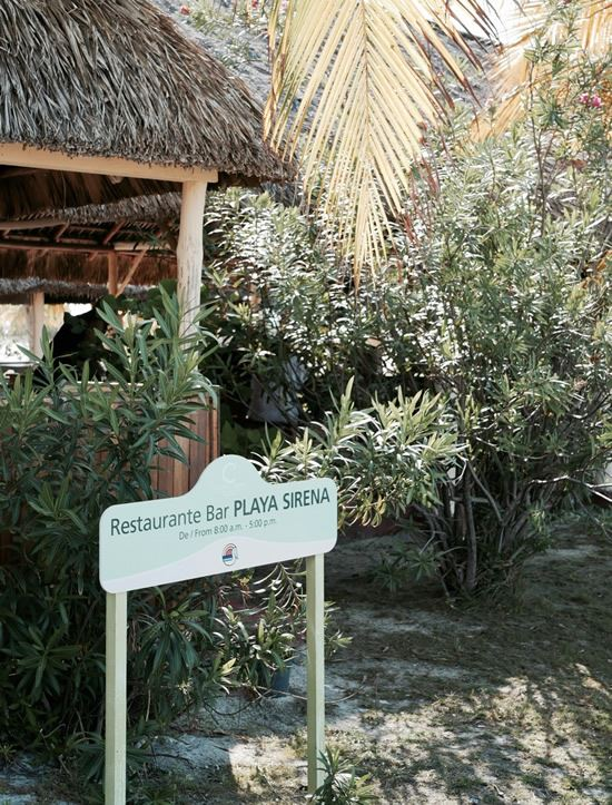キューバ カヨラルゴ島 ランチ