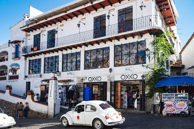 メキシコ タスコ
