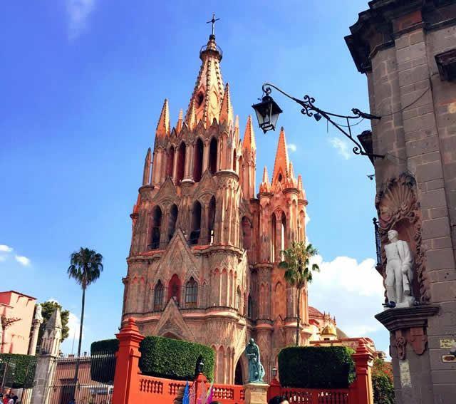 メキシコのフォトジェニックスポット10位:サン・ミゲル・デ・アジェンデ