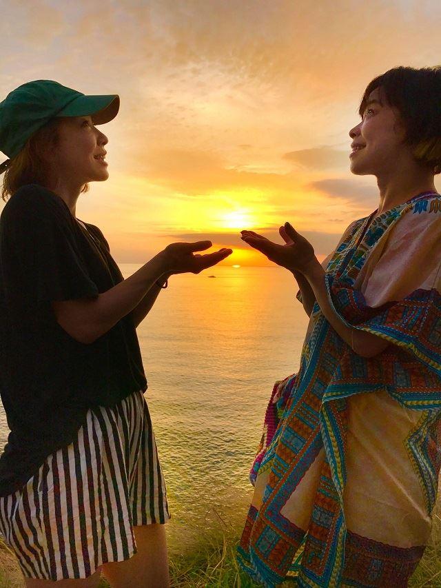 NARUMI&AYUMI Breaking 姉妹 ダンス 旅 プーケット島