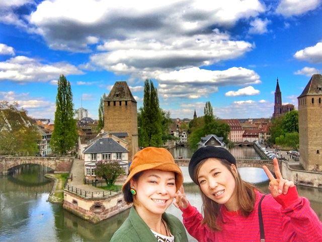 NARUMI&AYUMI Breaking 姉妹 ダンス 旅 フランス