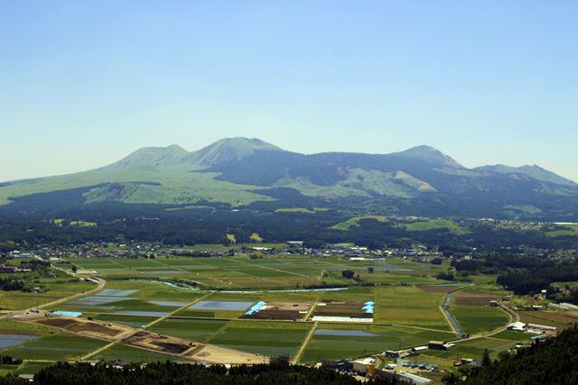 熊本 阿蘇山