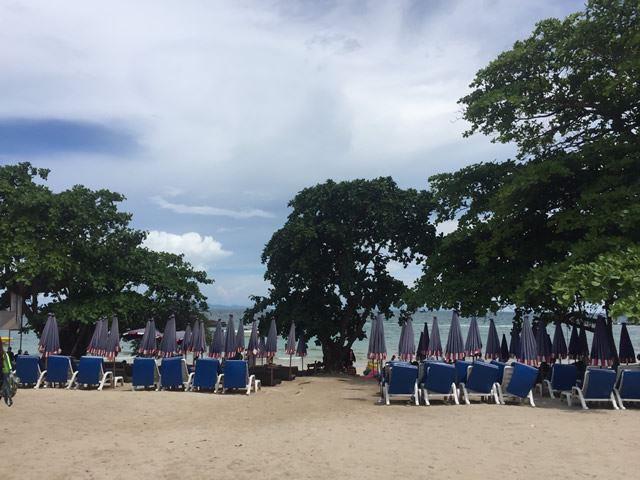 タイで週末女子旅・ラン島「Nual beach」