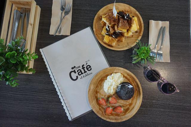 タイで週末女子旅・ラン島のカフェ「THE CAFE」