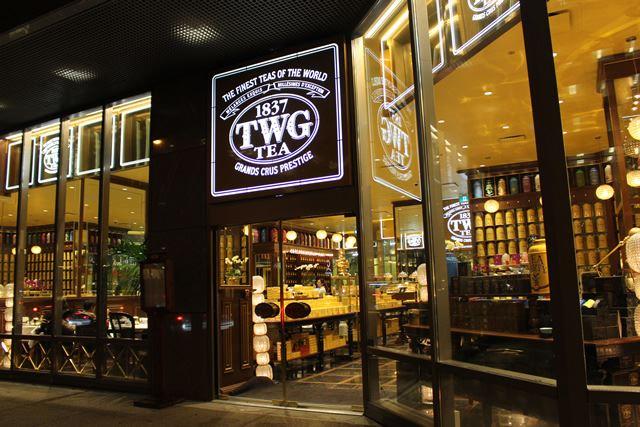 女子旅にオススメ!カナダ・バンクーバー『TWG tea salon』