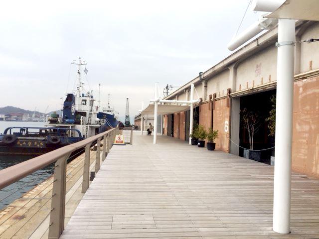 広島県 尾道 複合施設「ONOMICHI U2」