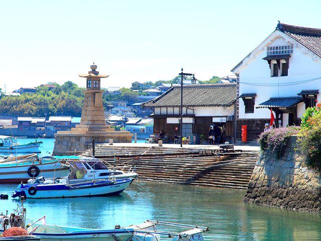 広島県 鞆の浦