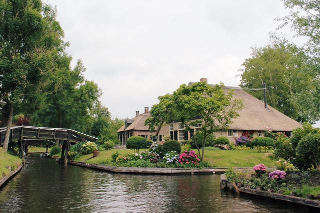 オランダ ヒートホールン