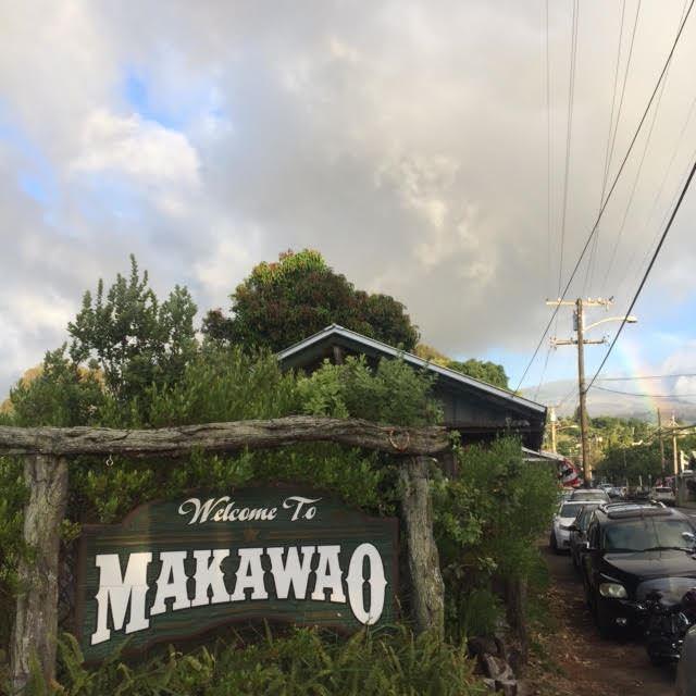マウイ島 MAKAWAO
