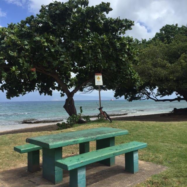 マウイ島 KAANAPALI