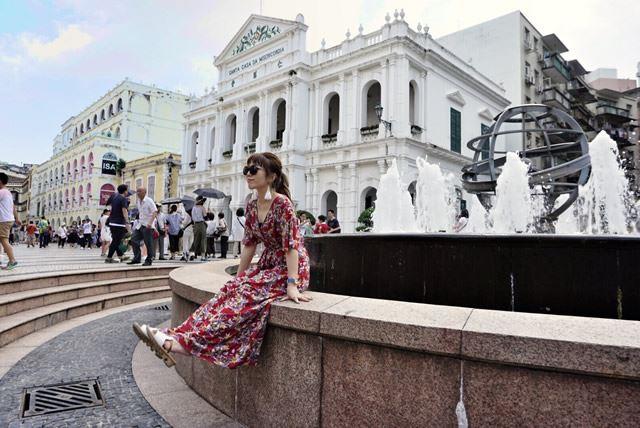 マカオ セドナ広場