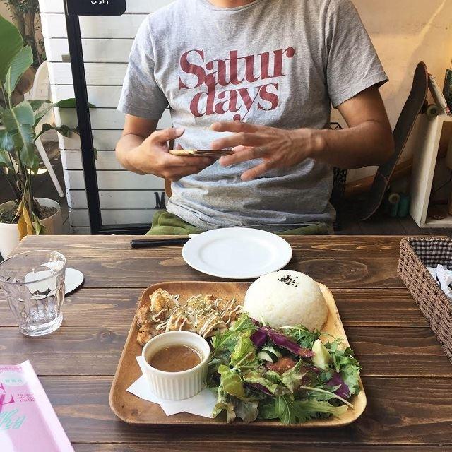 福岡カフェ MANLY AUSTRALIAN CAFE&BAR