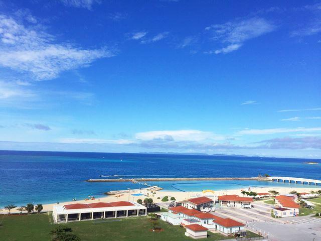 沖縄「美々ビーチいとまん」