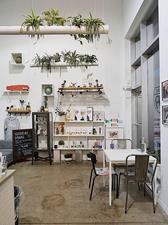 カナダ・モントリオールのオススメカフェ「Cafe89」