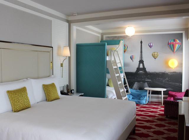 世界遺産 マカオ「パリジャン・マカオ」Famille Room