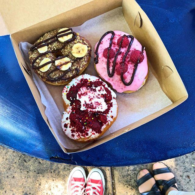 ハワイ島「ホーリードーナツ(Holy Donuts)」